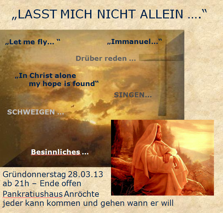 Gründonnerstag2013_pic