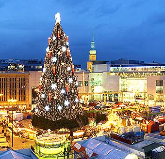 Dortmund Weihnachtsmarkt.Auftritt Weihnachtsmarkt Dortmund Am 10 12 2011 Um 16h