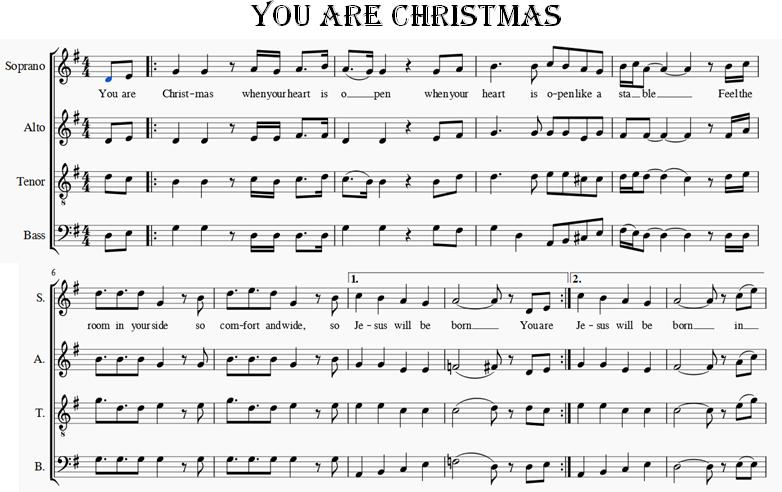 youarechristmas