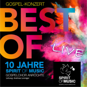 Best Of Live Spirit of Music Anröchte